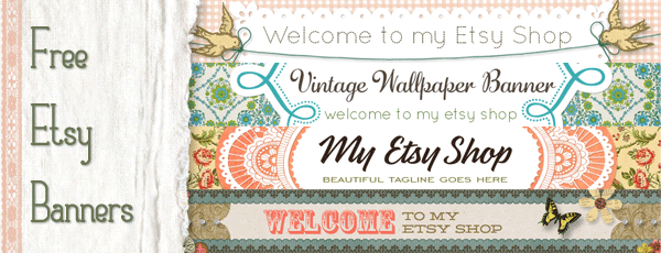 13 Vintage Banner Templates Free Images