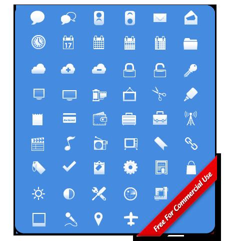 Free Toolbar Icons