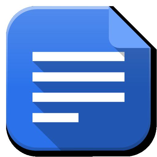 13 Google Docs App Icon Images
