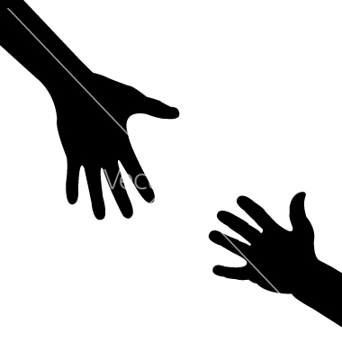 14 Helping Hands Vector Free Images - Helping Hands Vector ...
