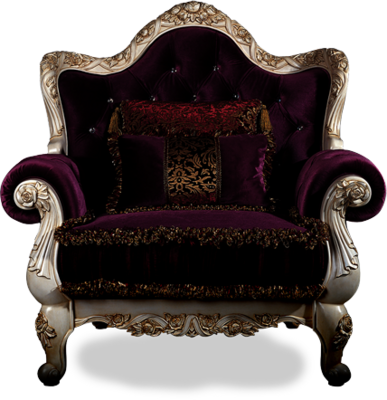 13 King And Queen Throne PSD Images