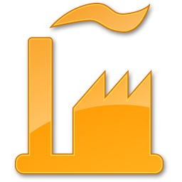 9 Industrial Plant Icon Images Industrial Manufacturing Plant Icon Coal Power Plant Cartoon And Manufacturing Plant Icon Newdesignfile Com