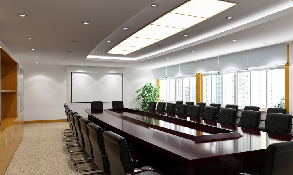 20 seminar room design images office conference room for Office conference room decorating ideas