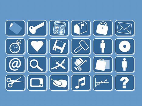 10 PowerPoint Icons And Clip Art Images