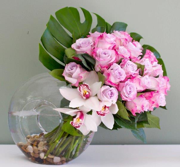 Mother Day Flower Arrangement Ideas
