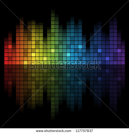 12 3D Vector Graphic Equalizer Images - Free Graphic ...