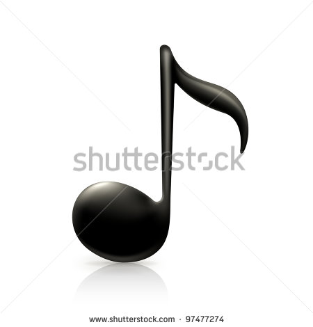 Music Notes Transparent Background