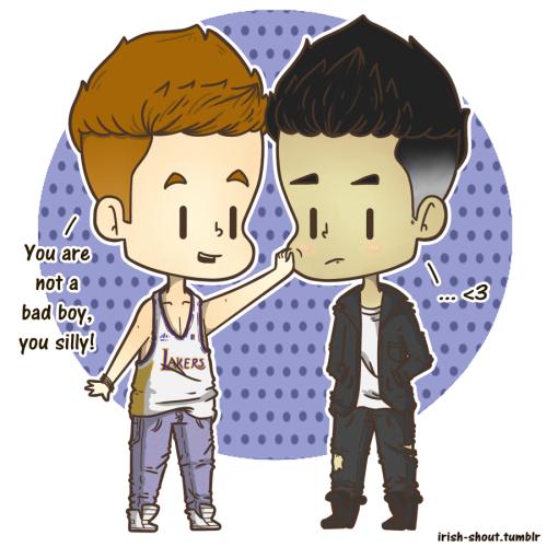 One Direction Cartoon Tumblr