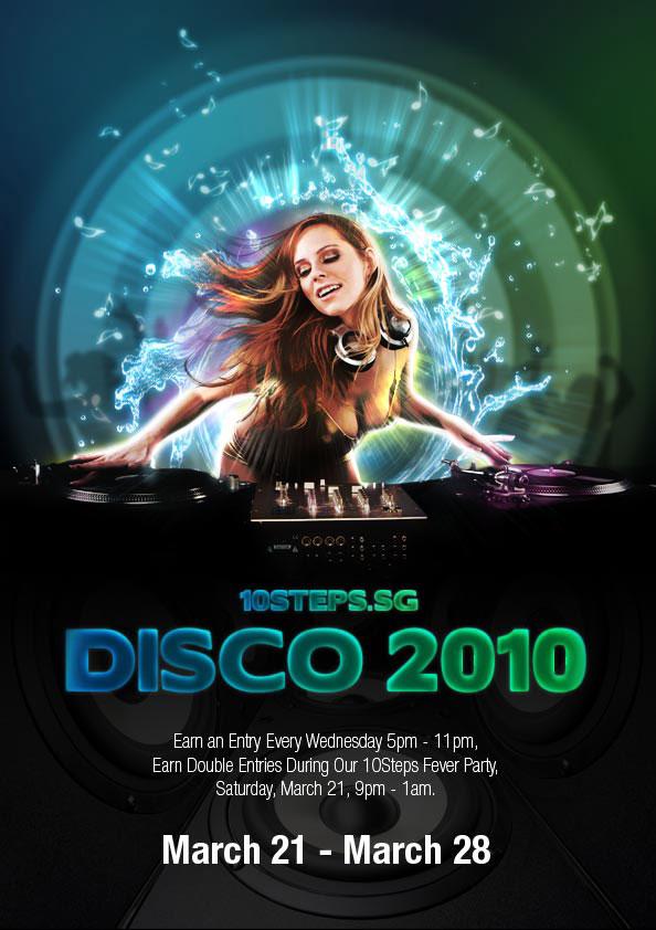 Photoshop Disco Party