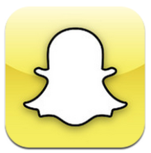 11 Snapchat IOS 7 Icon Images