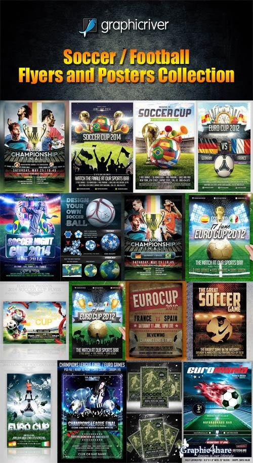 Soccer Flyer Templates Free Download