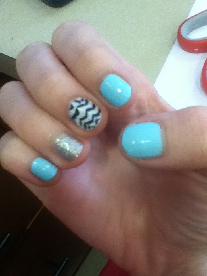 Solid Color Nail Designs