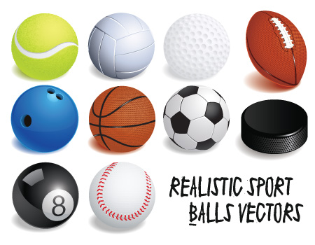 16 Free Sports Vectors Images