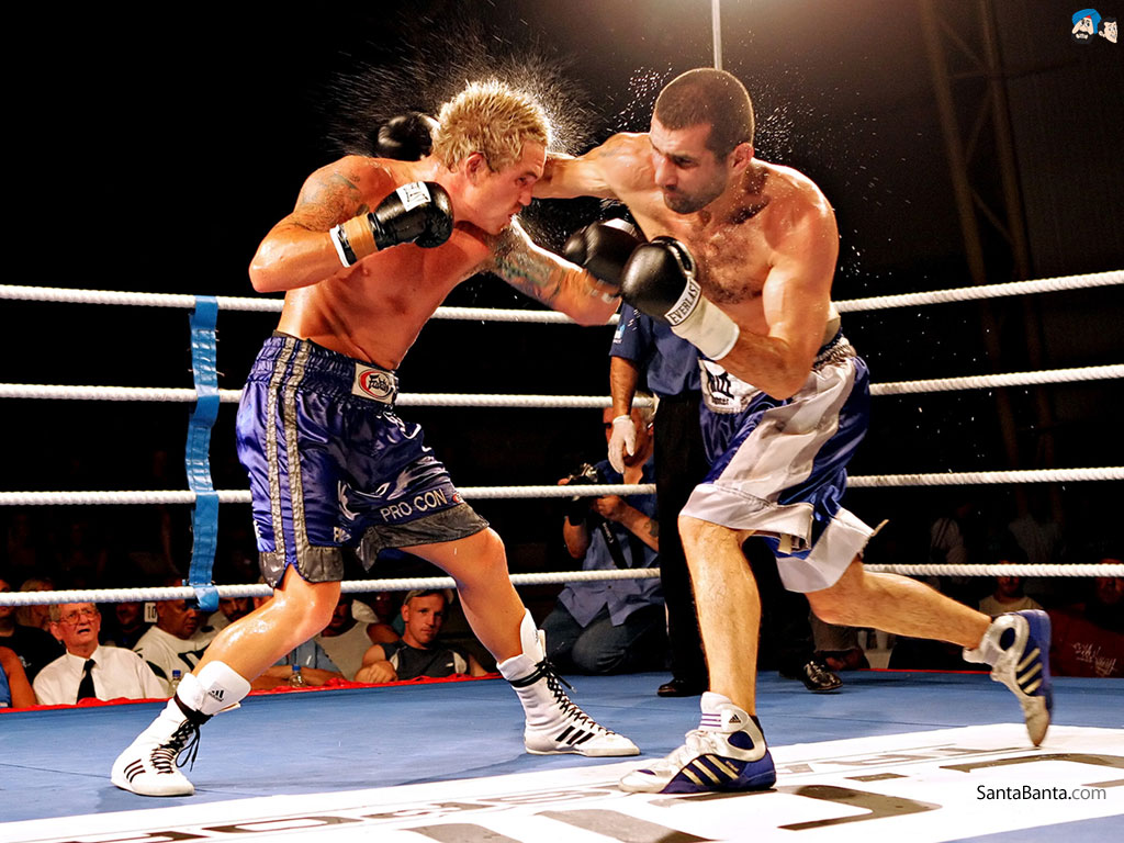 16 Sports Photography Boxing Images