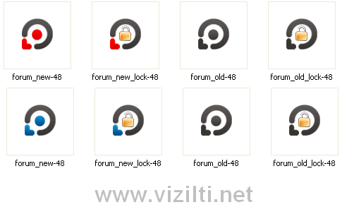 Status Icons vBulletin
