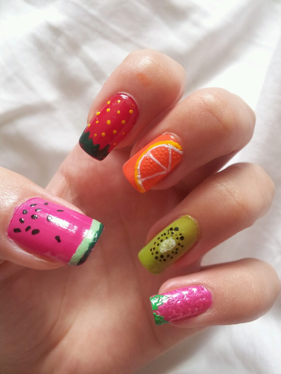Summer Nail Art Designs Tumblr