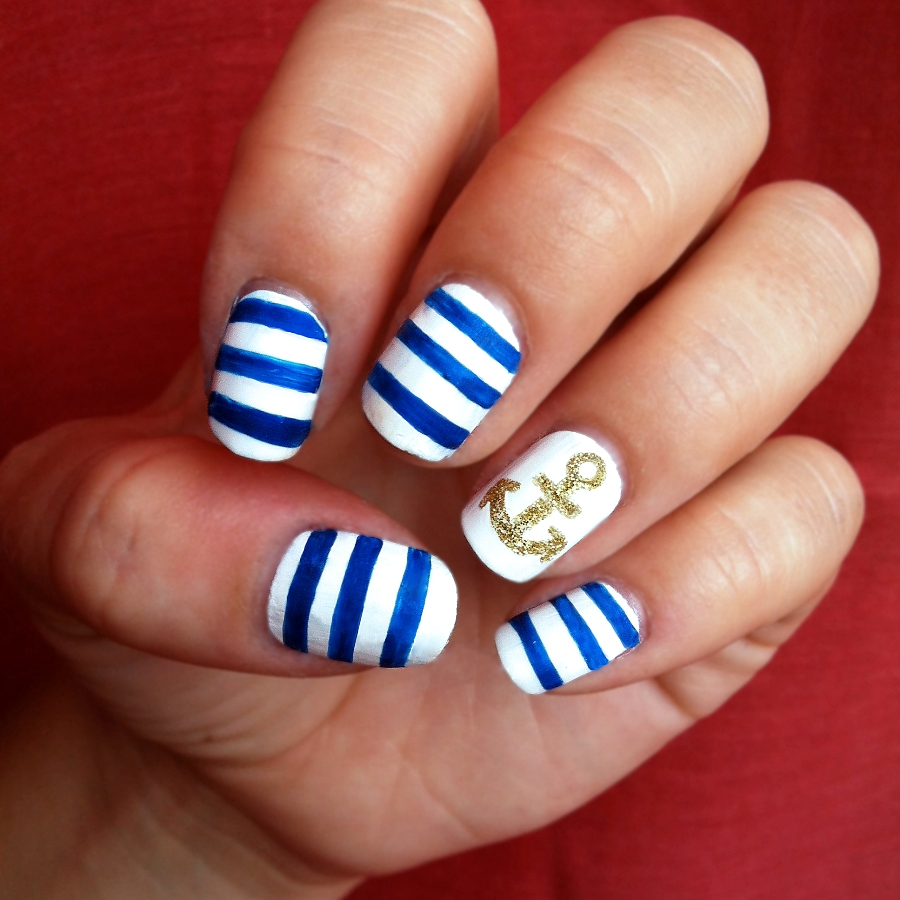 13 Short Nail Designs For Summer Images