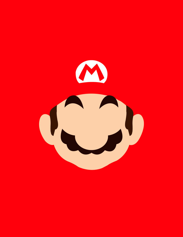 Super Mario Brothers Clip Art