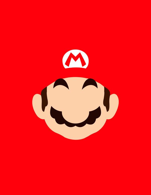 Super Mario Brothers Clip Art
