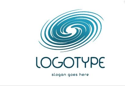 Swirl Logo Template