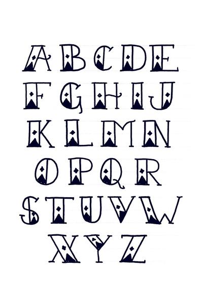 Pretty Cursive Fonts To Draw