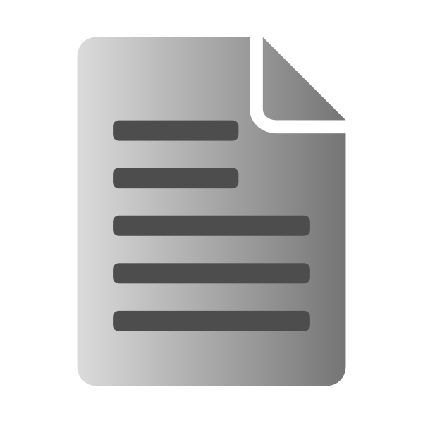 12 Text Document Icon Images