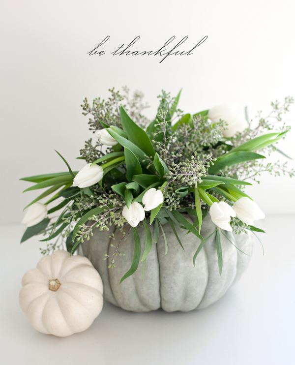 Thanksgiving Flower Arrangement Ideas