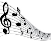 Transparent Music Note Clip Art Free