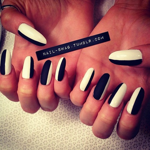 14 Nail Swag Designs Tumblr Images