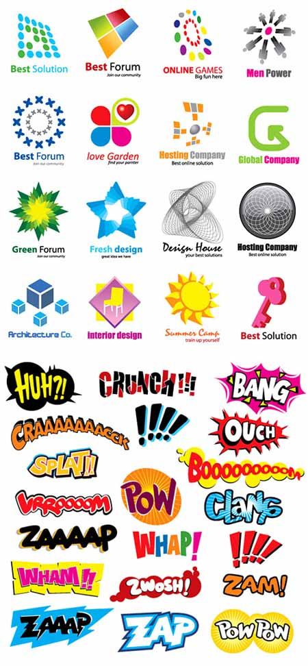 18 Free Psd Vector Logo Download Images