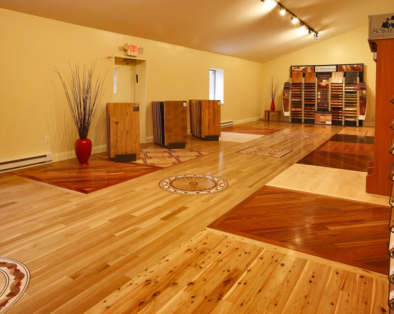 16 Wooden Floor Designs Images - Living Rooms with Wood ...