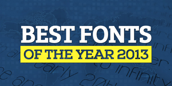 14 Popular Fonts 2013 Images