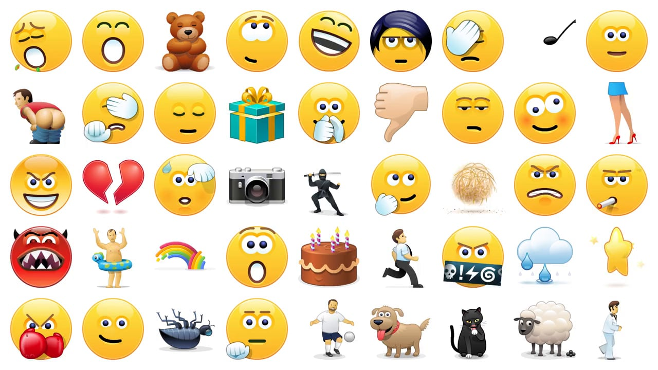 12 New Skype Emoticons 2015 Movie Images