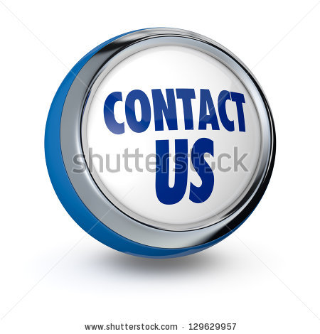 3D Contact Us Icon