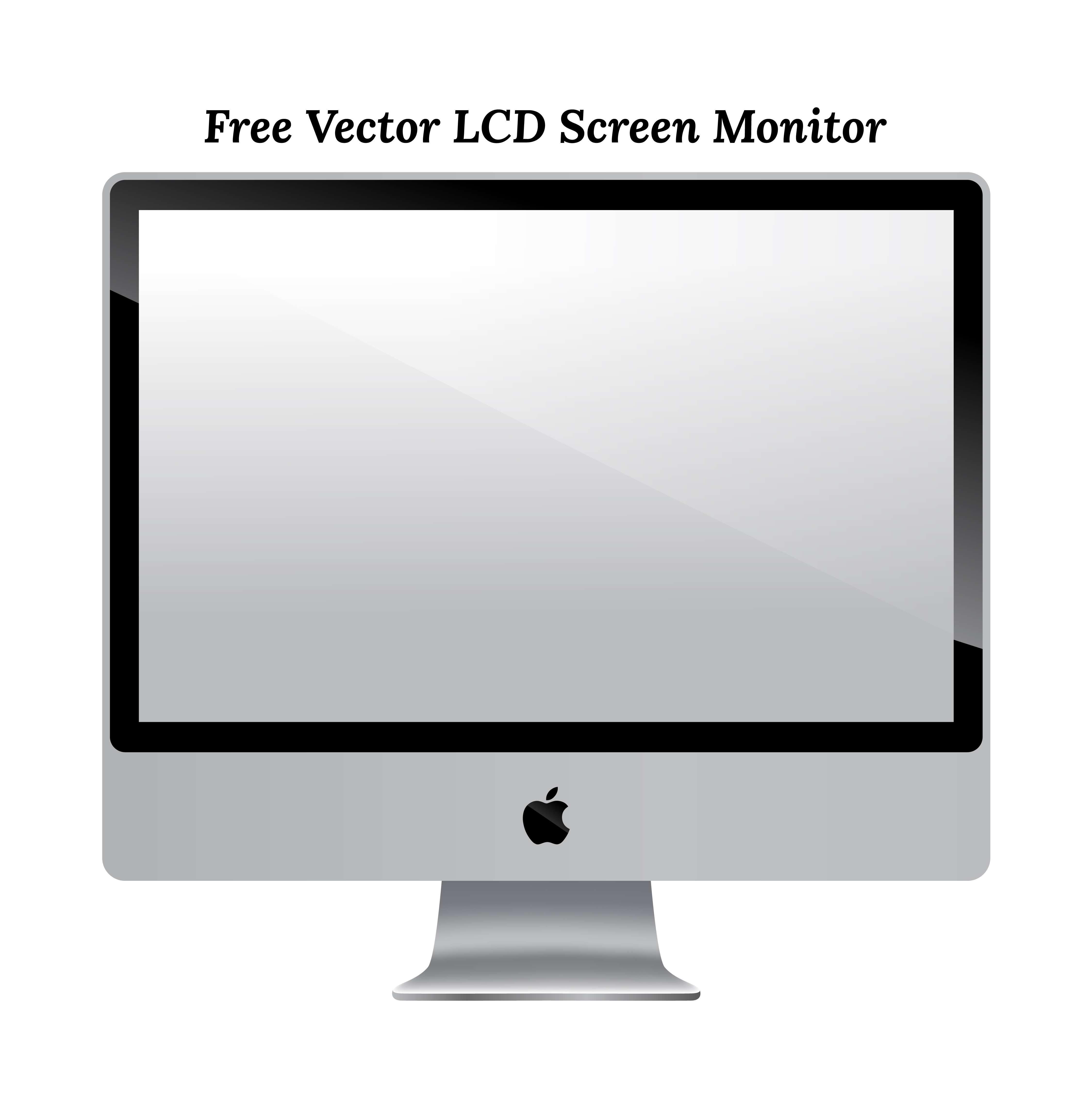 16 Computer Screen Vector Images