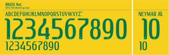 6 Brazilian Style Fonts Images