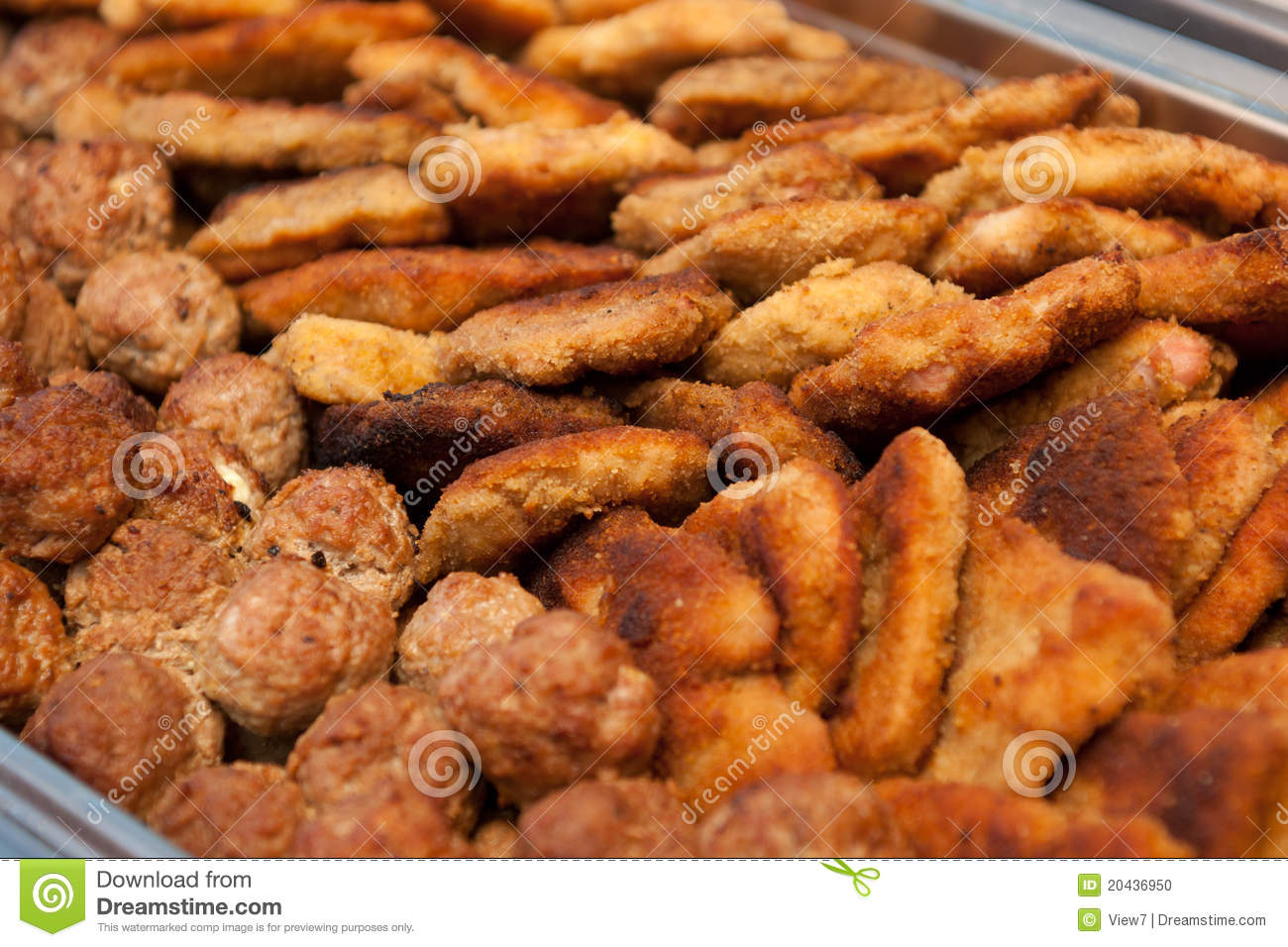 5 Stock Photography Chicken Meatballs Images