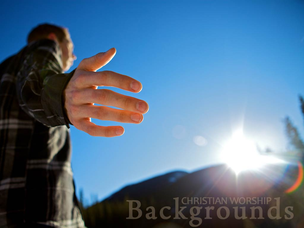 Christian Praise and Worship Backgrounds