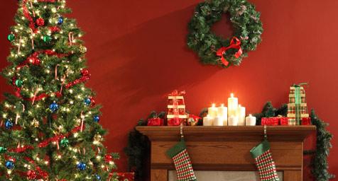 How To Make A Christmas Backdrop