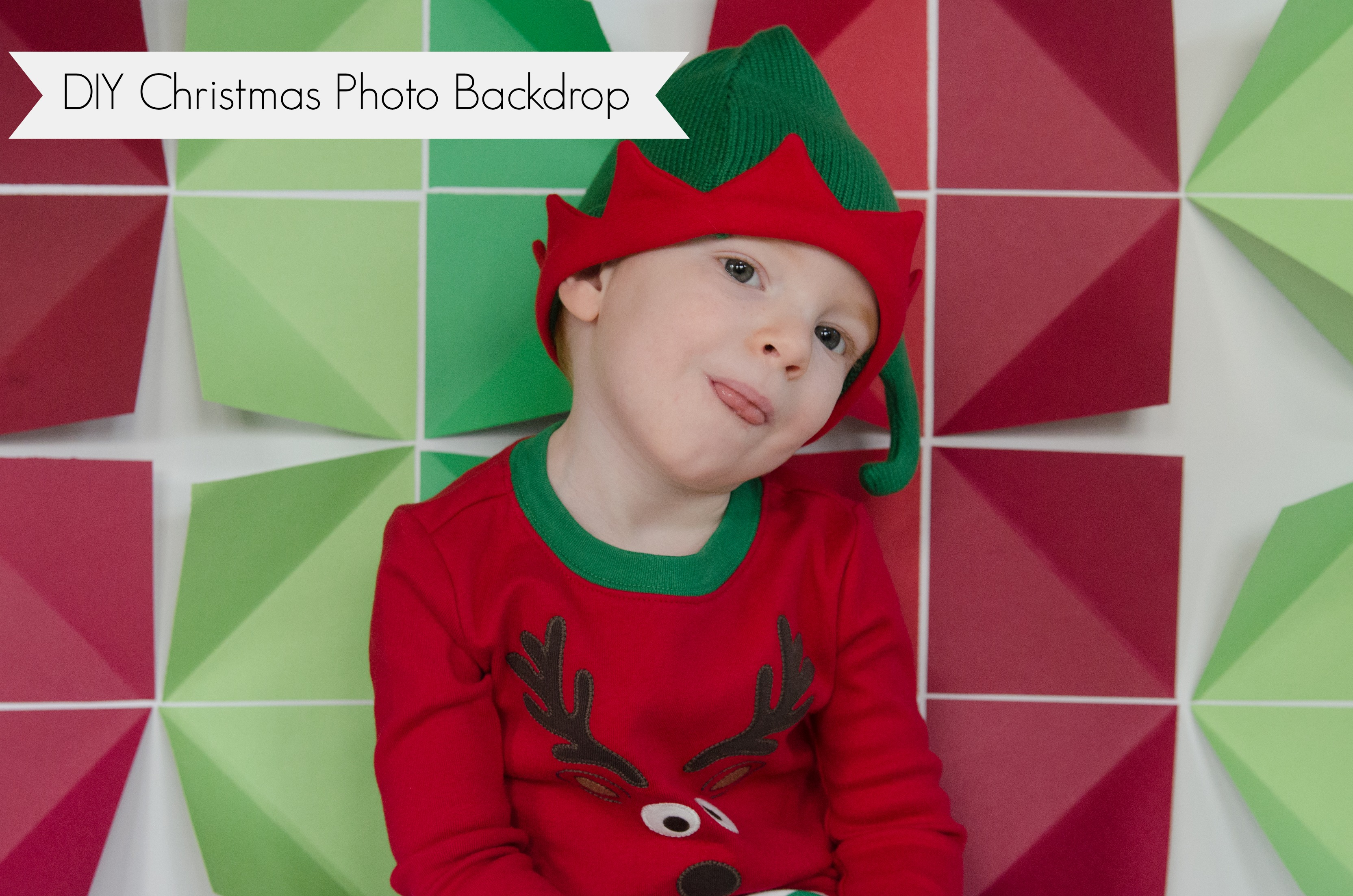 11 DIY Photography Backdrops For Holiday Images - Christmas ...