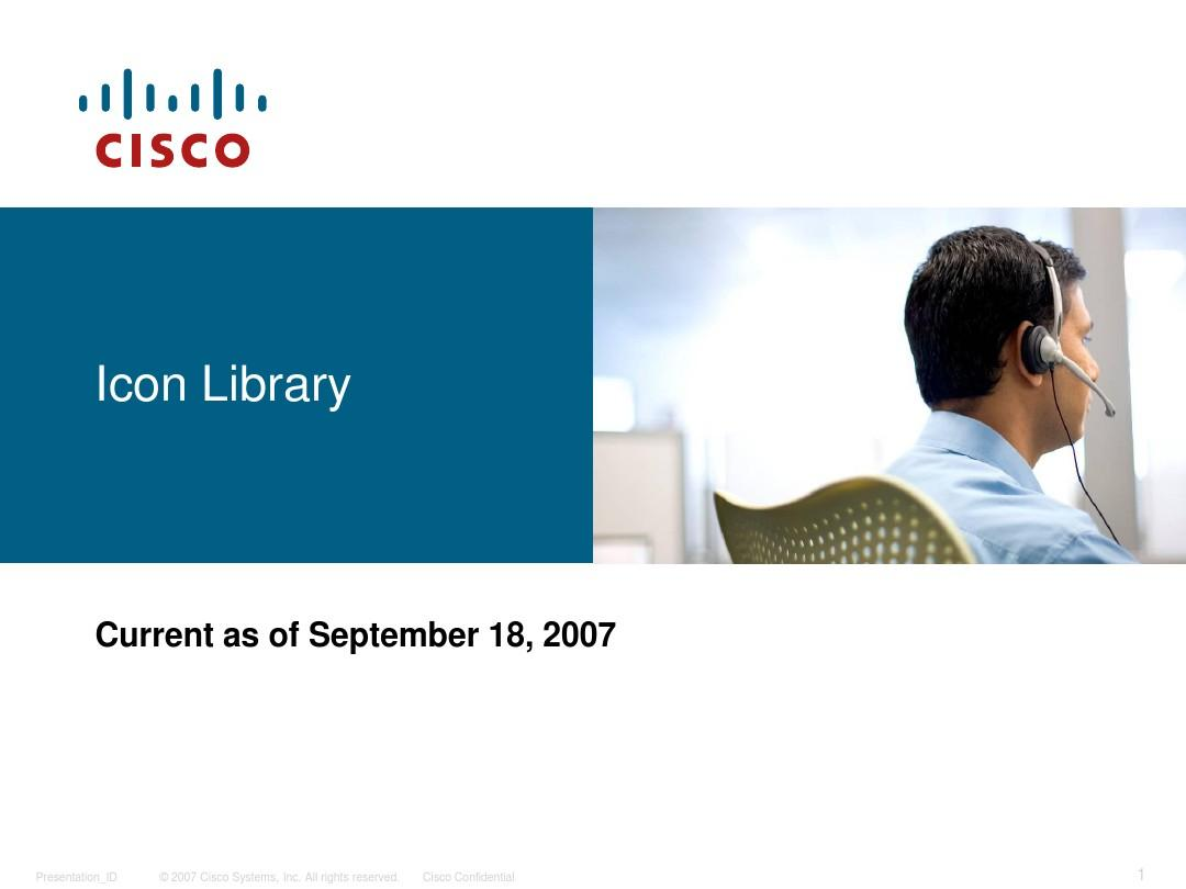 6 Cisco Icons PPT Images