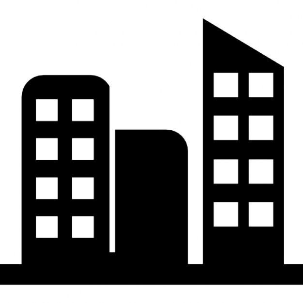 12 Tall Building Icon Images