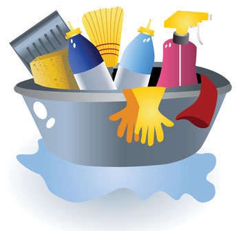 7 Cleaning Icon Vector Images