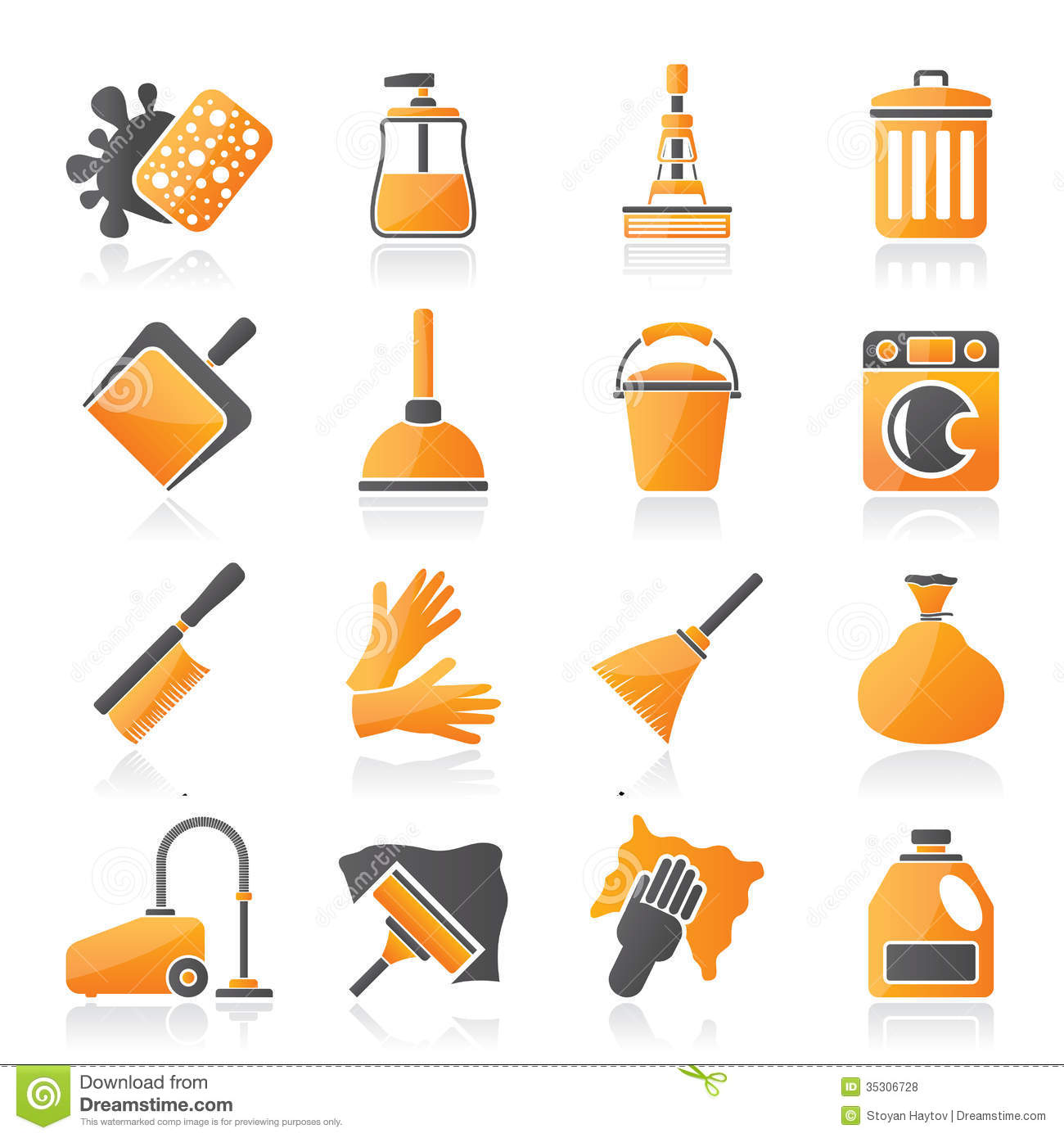 Cleaning Icons Free