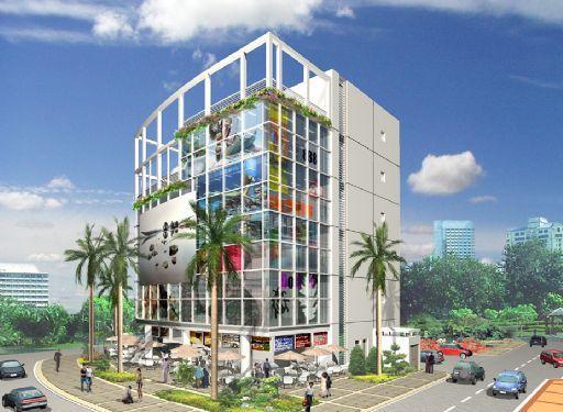 Commercial Building Design Software 3D