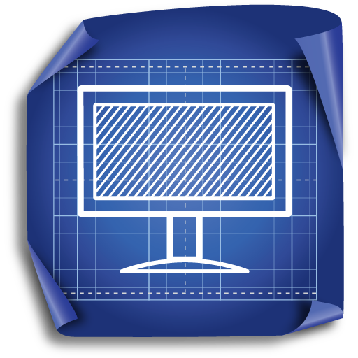 Computer Architecture Icons