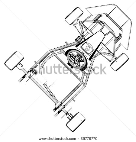 13 Vector Slot Cars Images