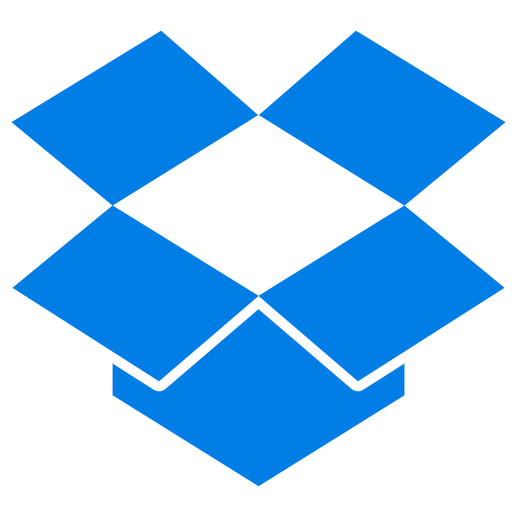 6 Download Dropbox Icon Images