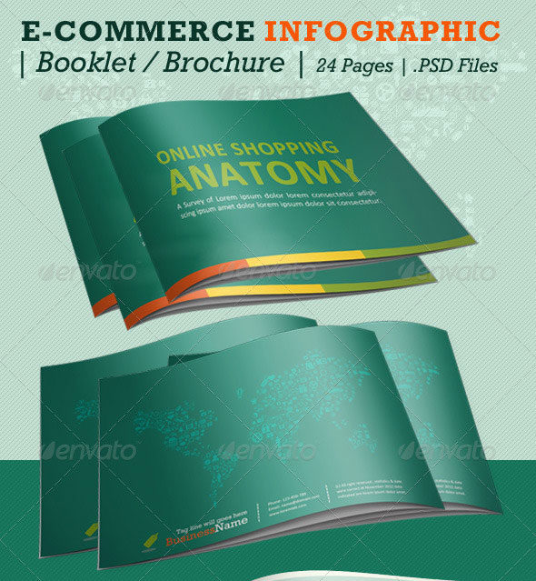 eBrochure Design Templates