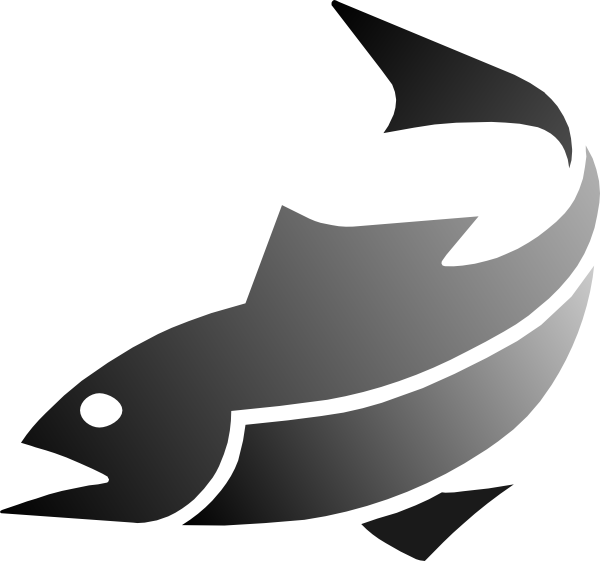 17 Fish Icon Vector Art Images